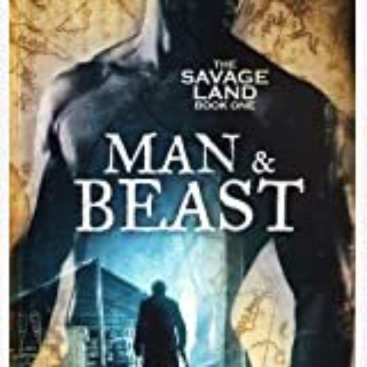 cover art for MICHAEL JENSEN - MAN & BEAST