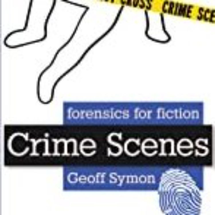 cover art for CRIME SCENES - GEOFF SYMON