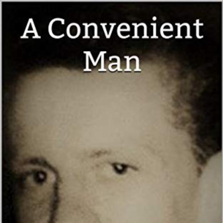 cover art for A CONVENIENT MAN - DENNIS TOMLINSON & JEFFREY DEAN DOTY