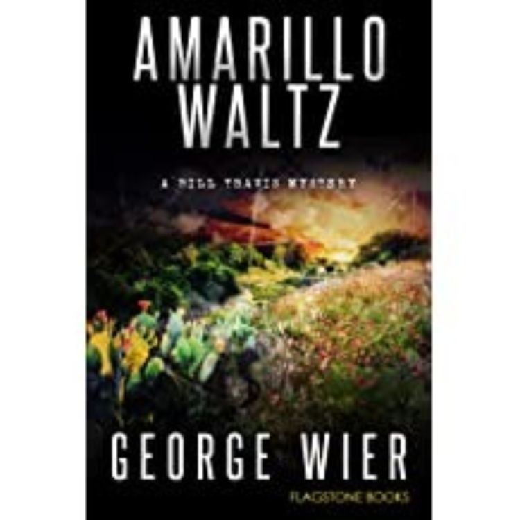 cover art for GEORGE WIER - Bill Travis Mysteries