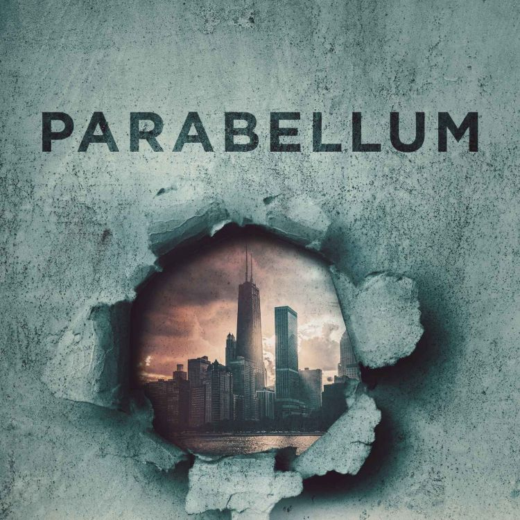 cover art for GREG HICKEY - PARABELLUM