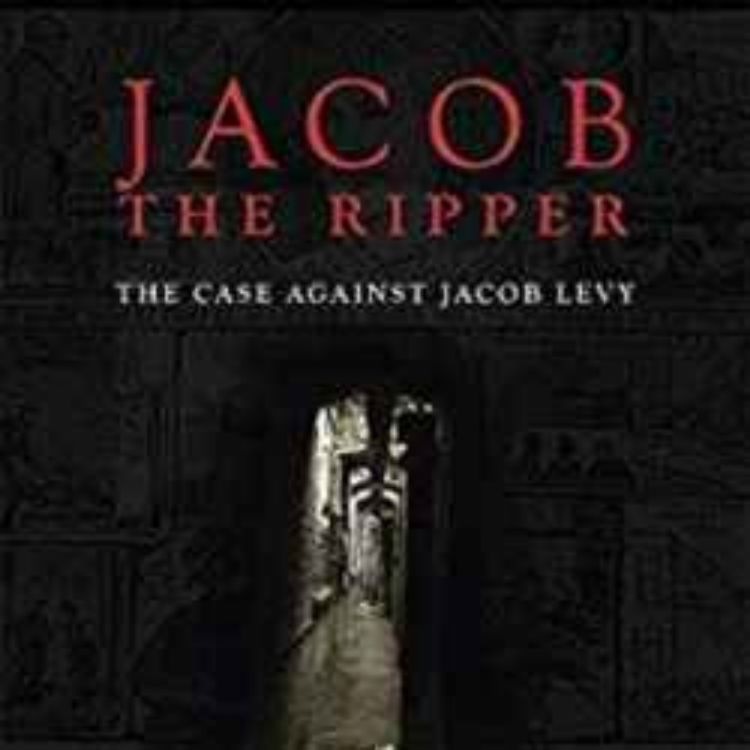 cover art for JACOB THE RIPPER - TRACY I'ANSON