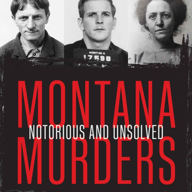 cover art for BRIAN D'AMBROSIO - MONTANA MURDERS