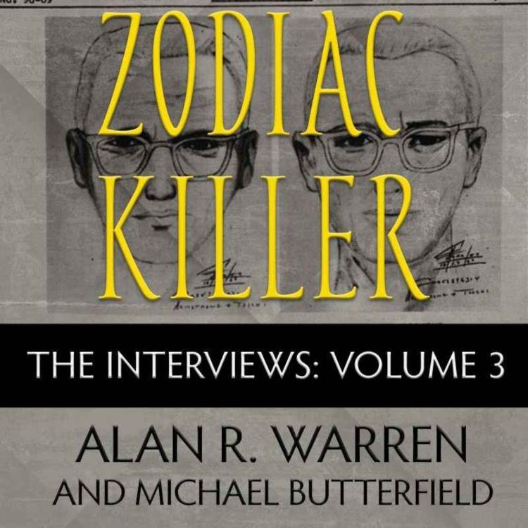 cover art for Zodiac Killer Interviews #2 - MARK HEWITT