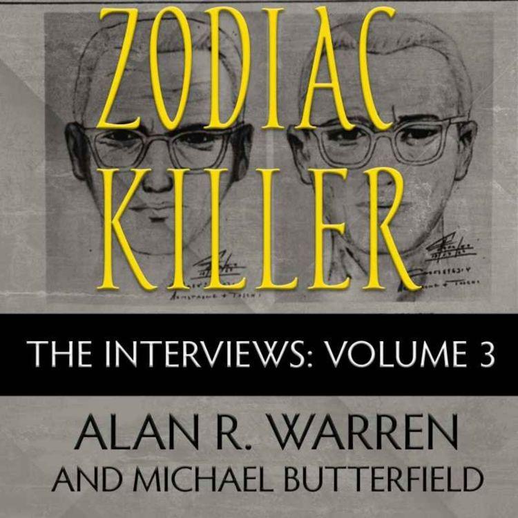 cover art for Zodiac Killer Interviews #3 - THOMAS HORAN