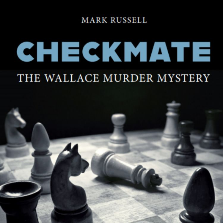 cover art for MARK RUSSELL - CHECKMATE