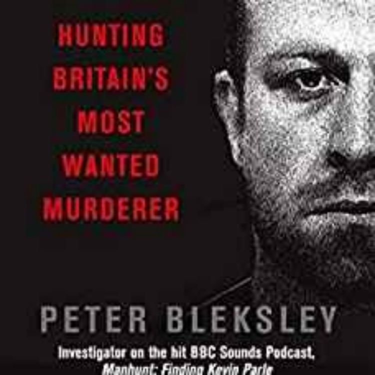 cover art for PETER BLEKSLEY - MANHUNT