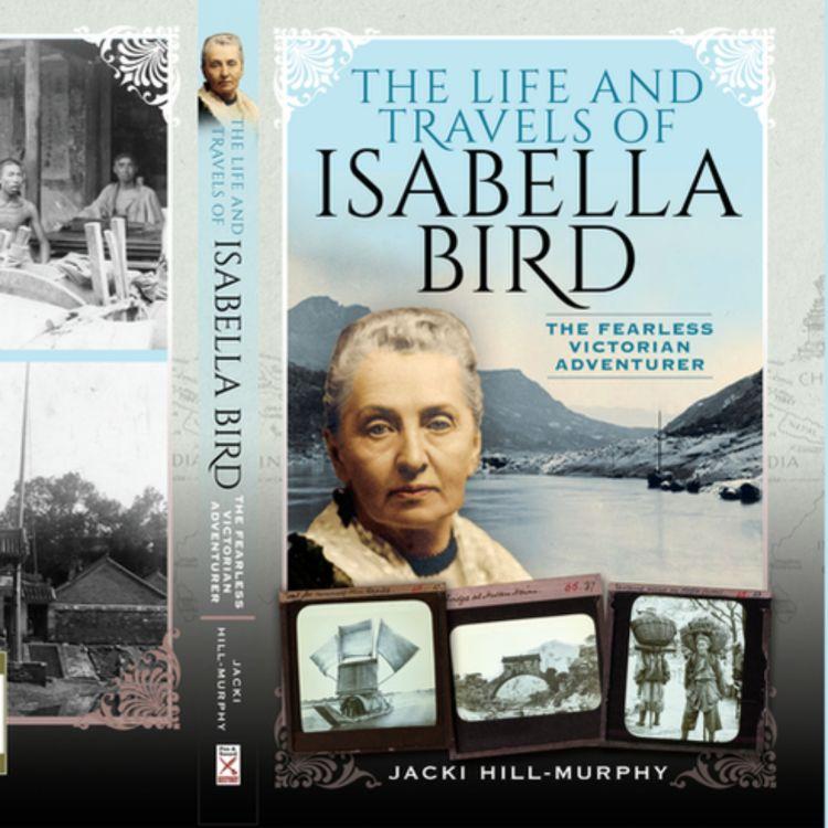 cover art for Jacki Hill-Murphy - Isabella Bird