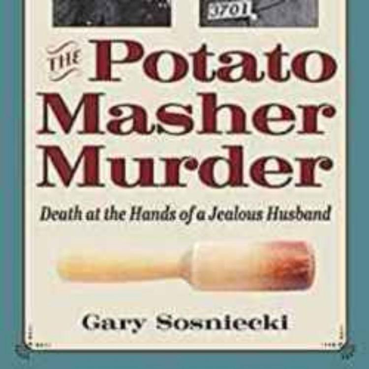 cover art for POTATO MASHER MURDER - GARY SOSNIECKI