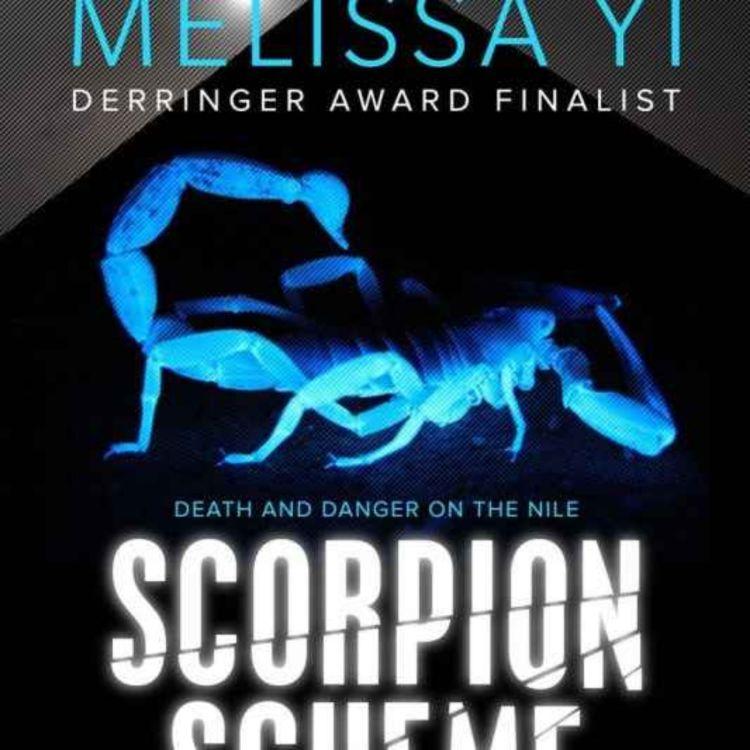 cover art for Melissa Yi - Scorpion Scheme