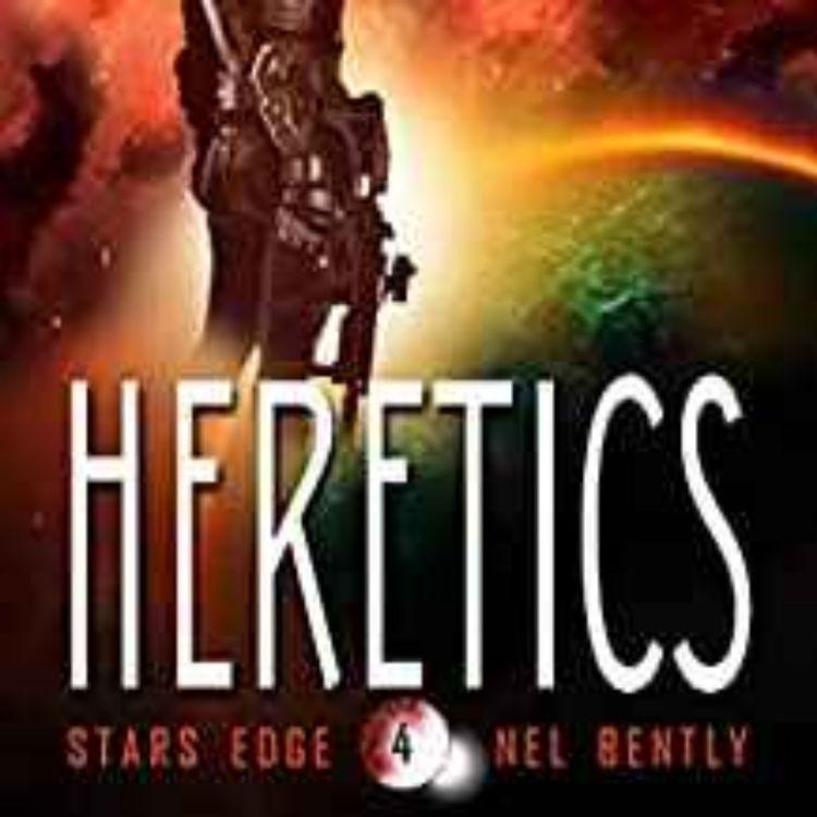 cover art for V.S. Holmes - Heretics