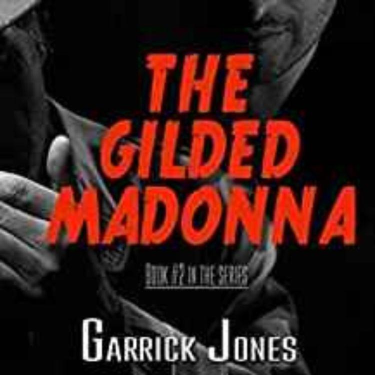 cover art for GARRICK JONES - THE GILDED MADONNA