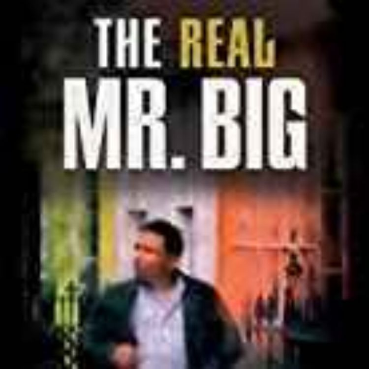 cover art for The Real Mr. Big - Jesus Ruiz-Henao & Ron Chepesiuk