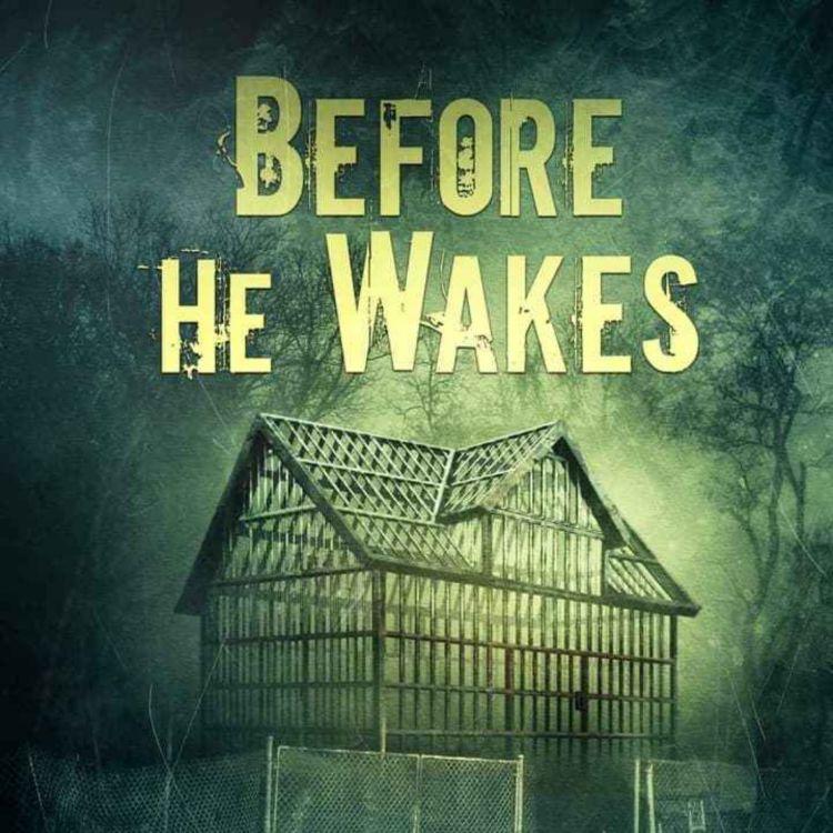 cover art for Mark Allan Gunnells- Before He Wakes