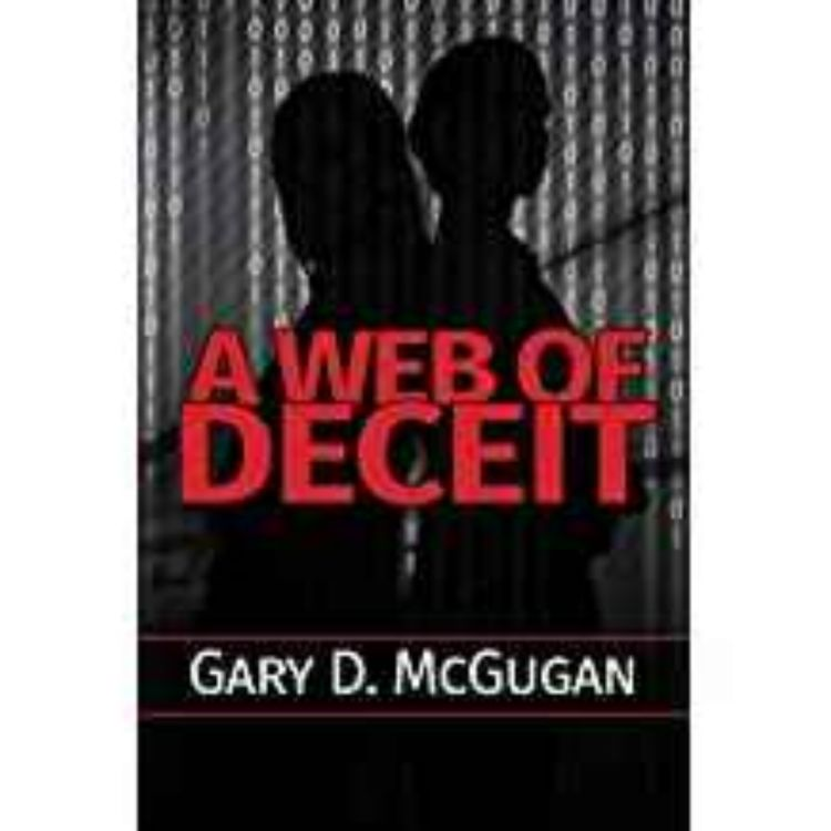 cover art for Gary D. McGugan - Web of Deceit
