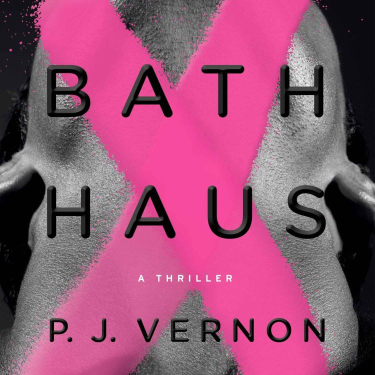 cover art for P.J. Vernon - Bath Haus