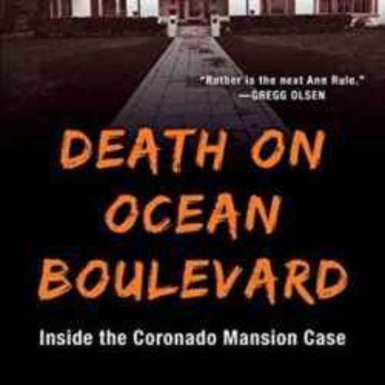 cover art for Death on Ocean Boulevard - Caitlin Rother