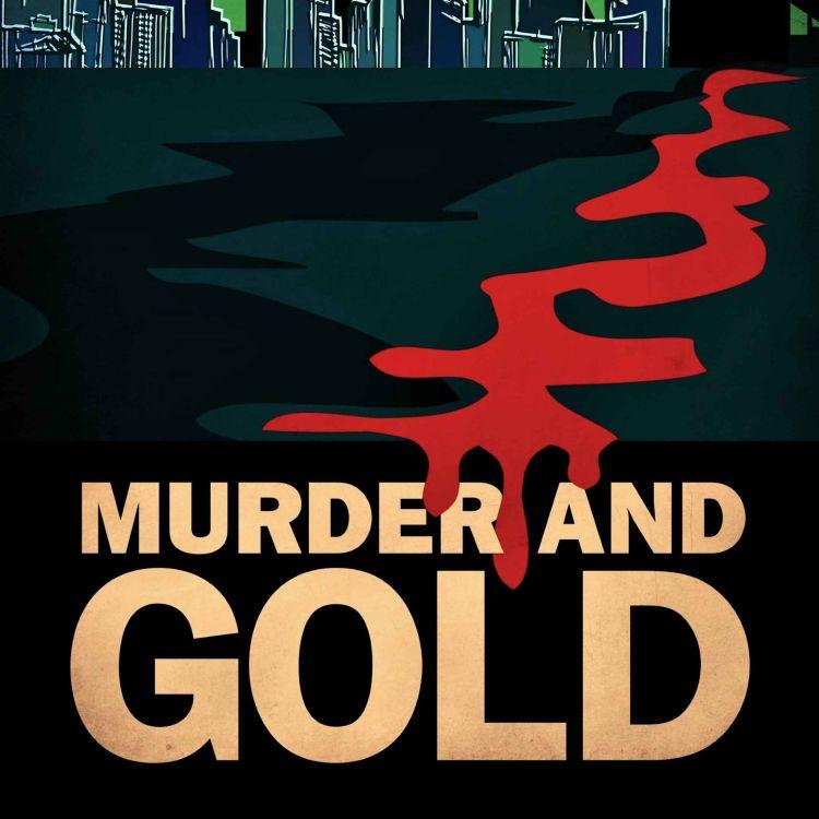 cover art for Ann Aptaker - Murder and Gold