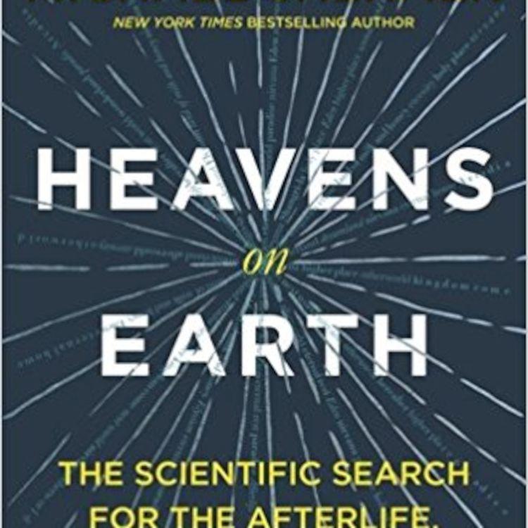 cover art for Michael Shermer - Heavens on Earth