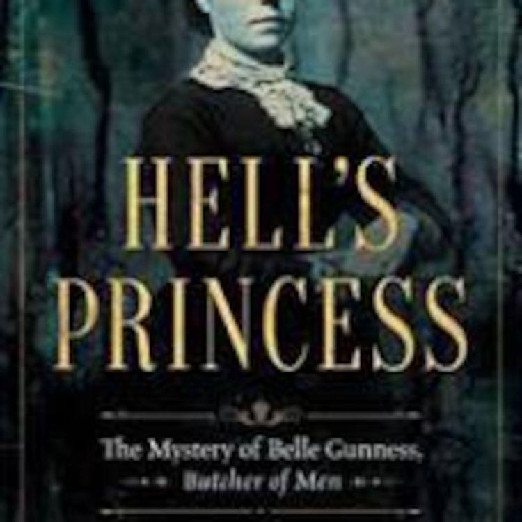 cover art for Harold Schechter - Hell's Princess