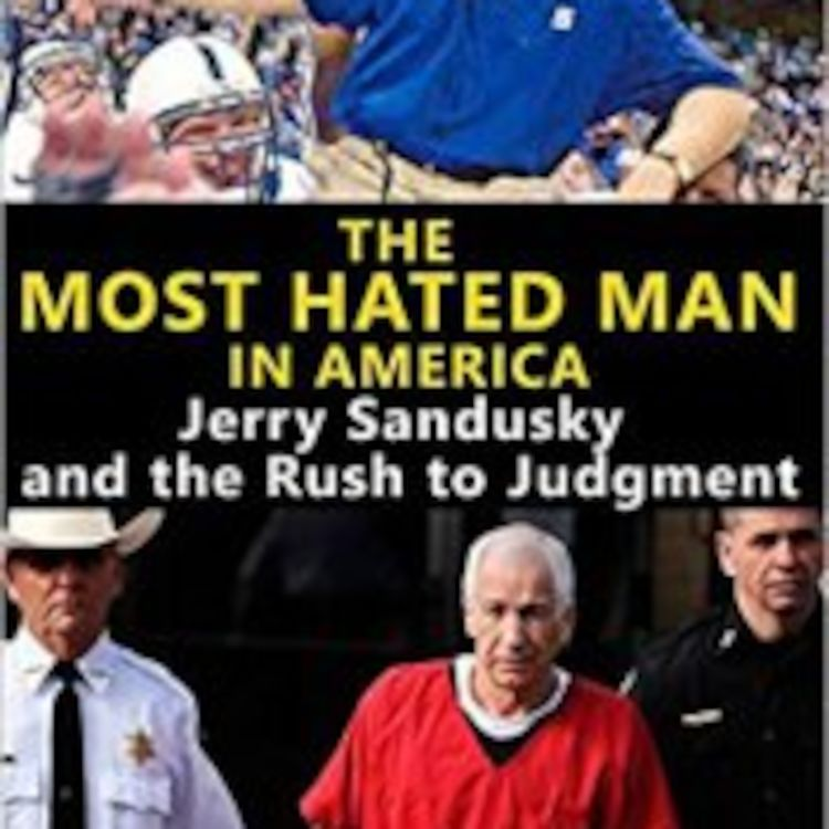 cover art for JERRY SANDUSKY - MARK PENDERGRAST