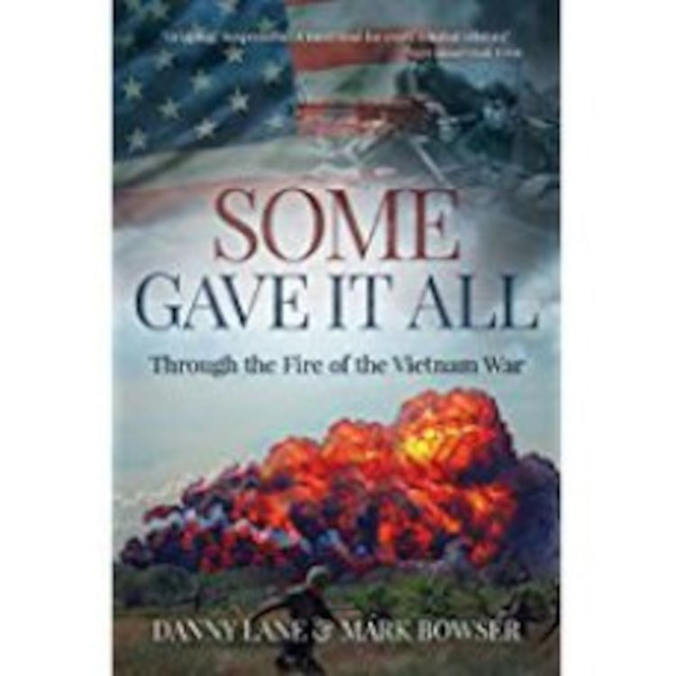 cover art for Danny Lane - Some Gave it All