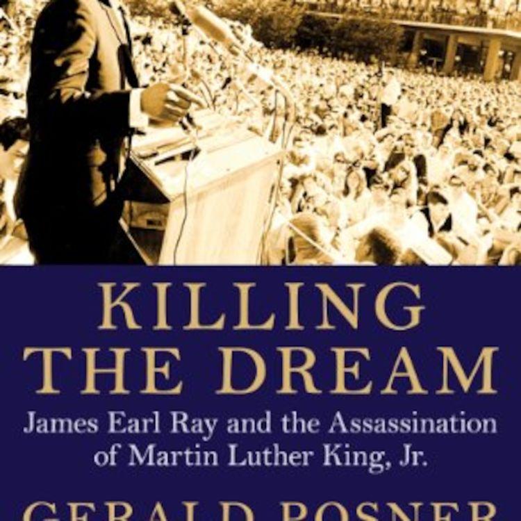 cover art for Assassination of Martin Luther King, Jr- Gerald Posner