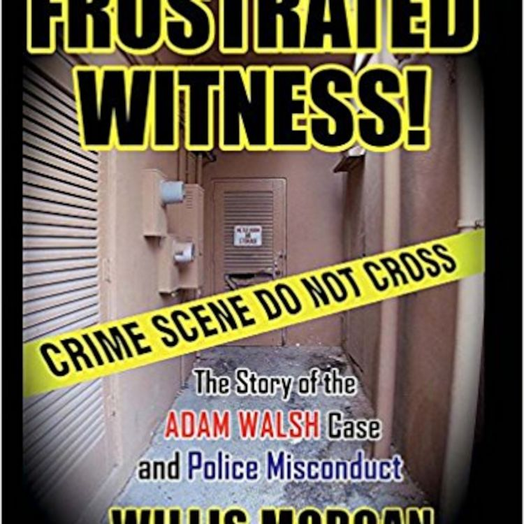 cover art for Frustrated Witness - Willis Morgan