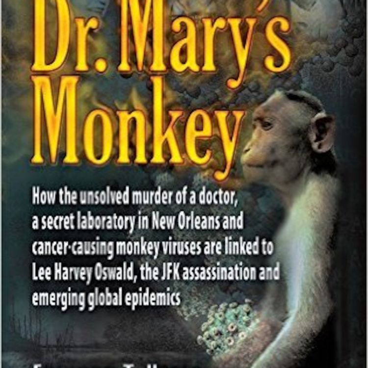 cover art for DR MARY'S MONKEY part 2 - ED HASLAM
