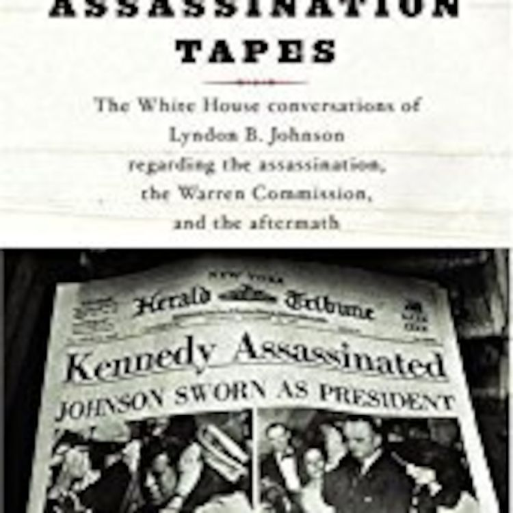 cover art for MAX HOLLAND - KENNEDY ASSASSINATION TAPES