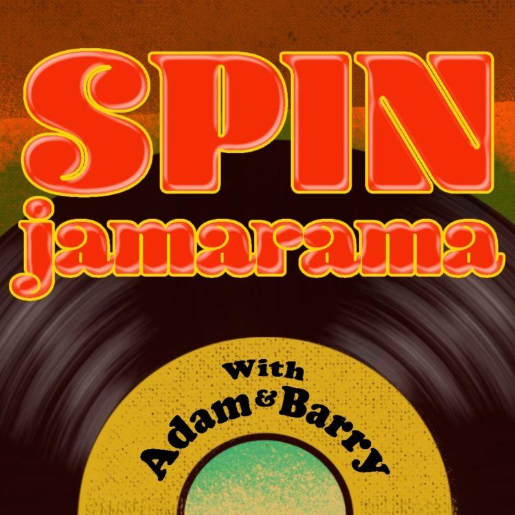 cover art for WYWS? Presents Spinjamarama Ep. 1