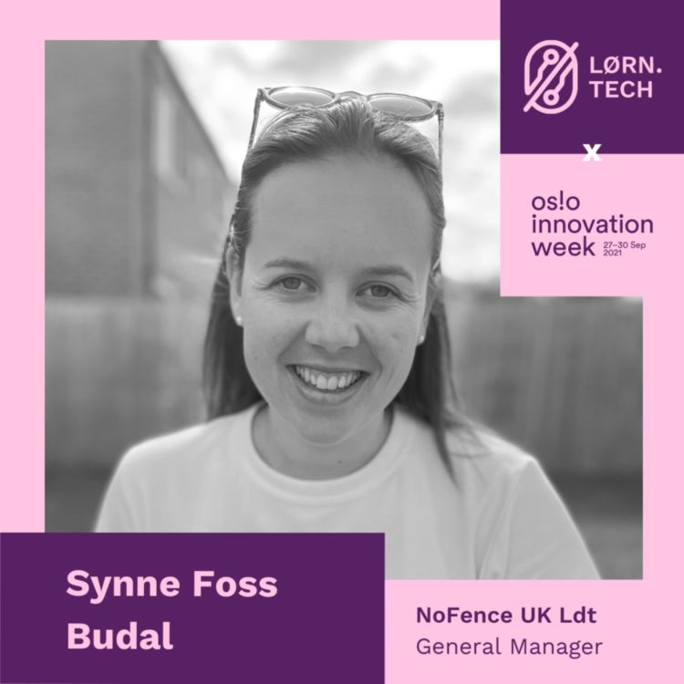 cover art for #1067: FOODTECH: Synne Foss Budal: Technology for animal welfare