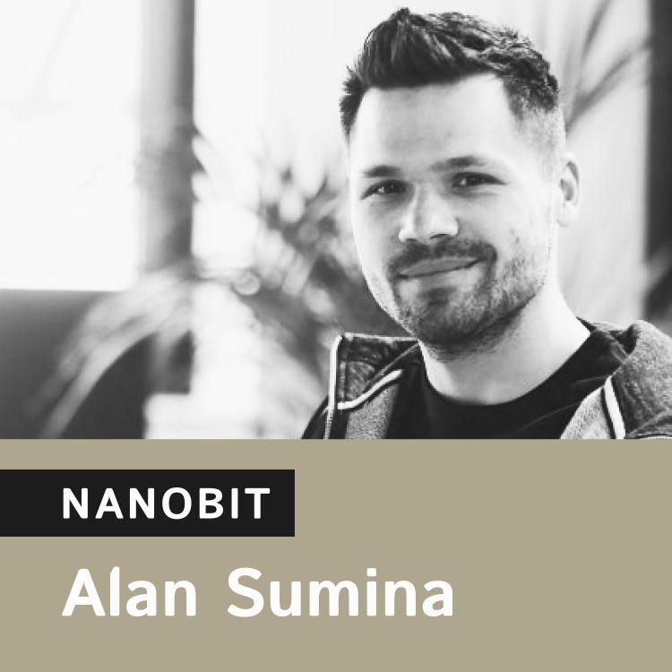 cover art for Nanobit - Alan Sumina