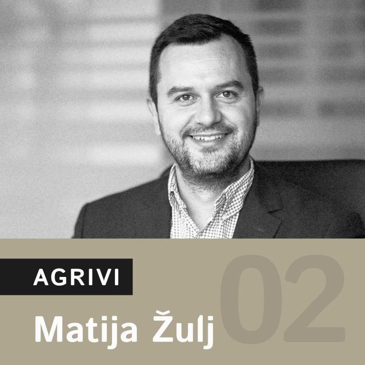 cover art for Agrivi - Matija Žulj