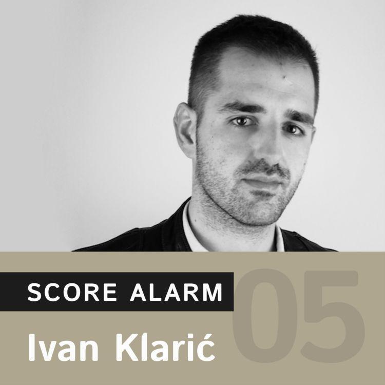 cover art for Score Alarm - Ivan Klarić