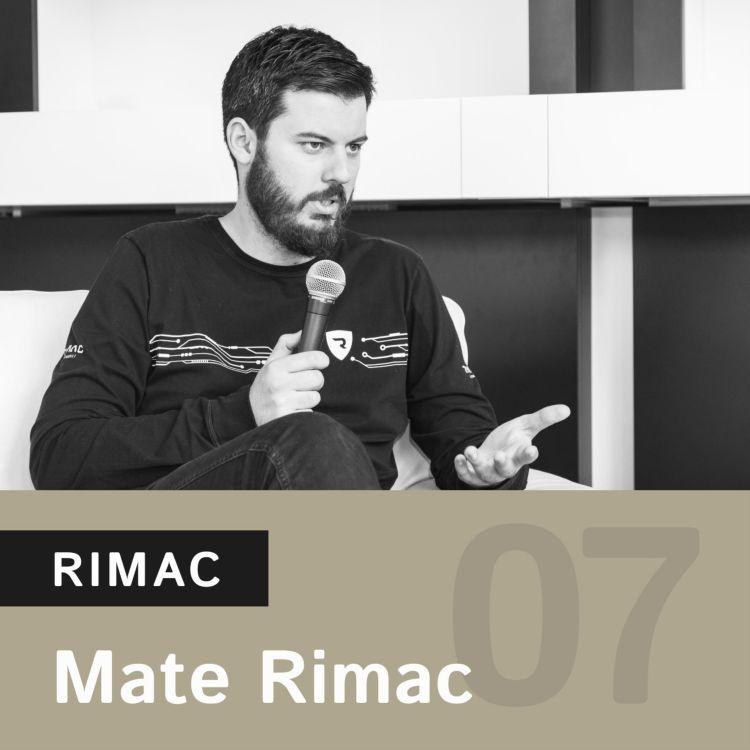 cover art for Rimac Automobili - Mate Rimac