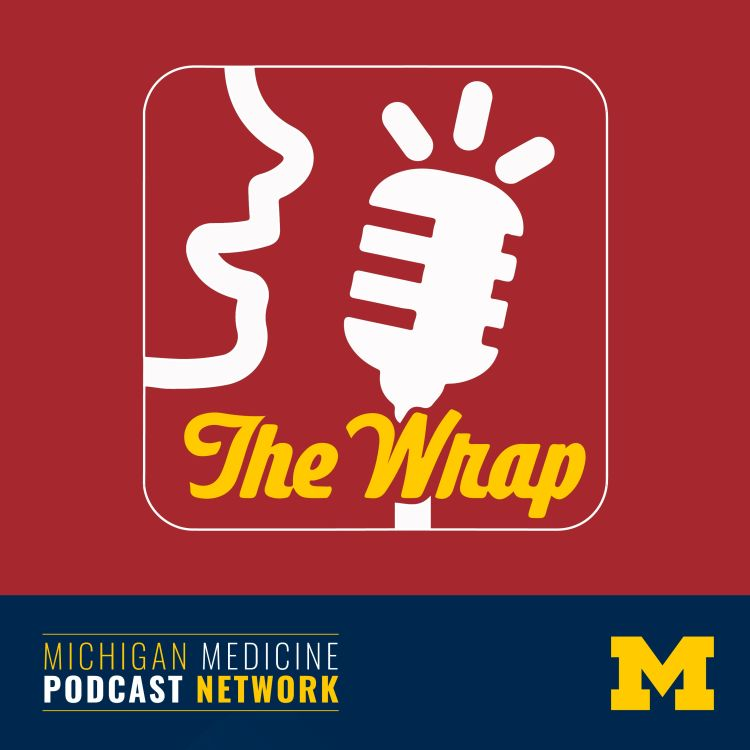 cover art for The Wrap - Michigan Rollverines