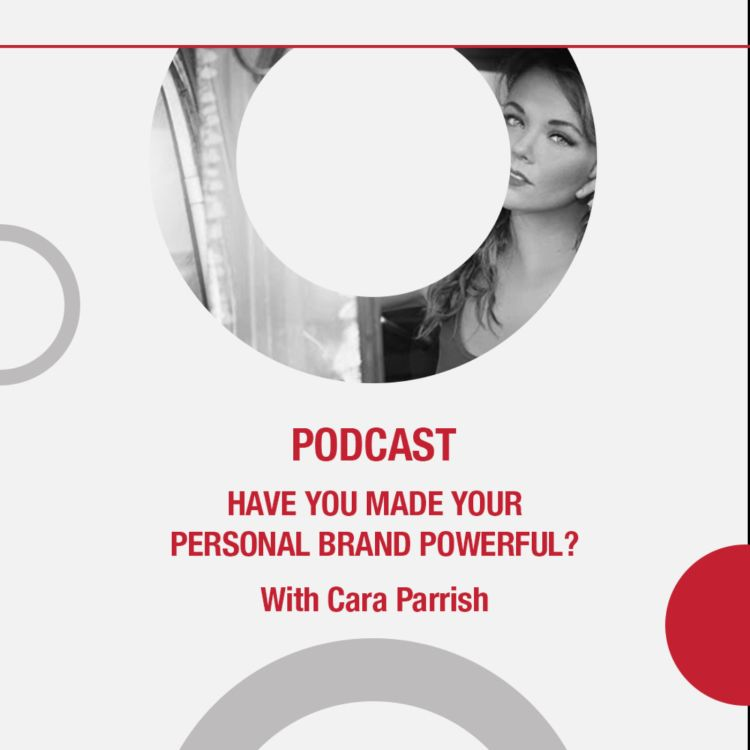 cover art for Have you Made Your Personal Brand Powerful?