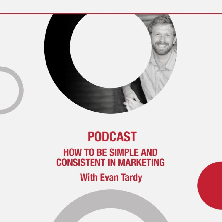 cover art for How To Be Simple and Consistent in Marketing