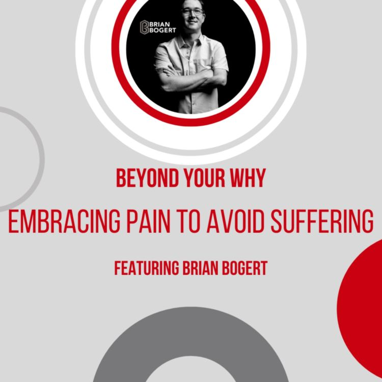 cover art for Embracing Pain to Avoid Suffering