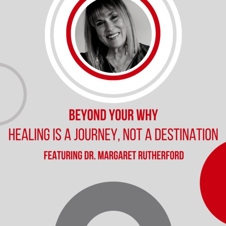 cover art for Healing is a Journey, Not a Destination
