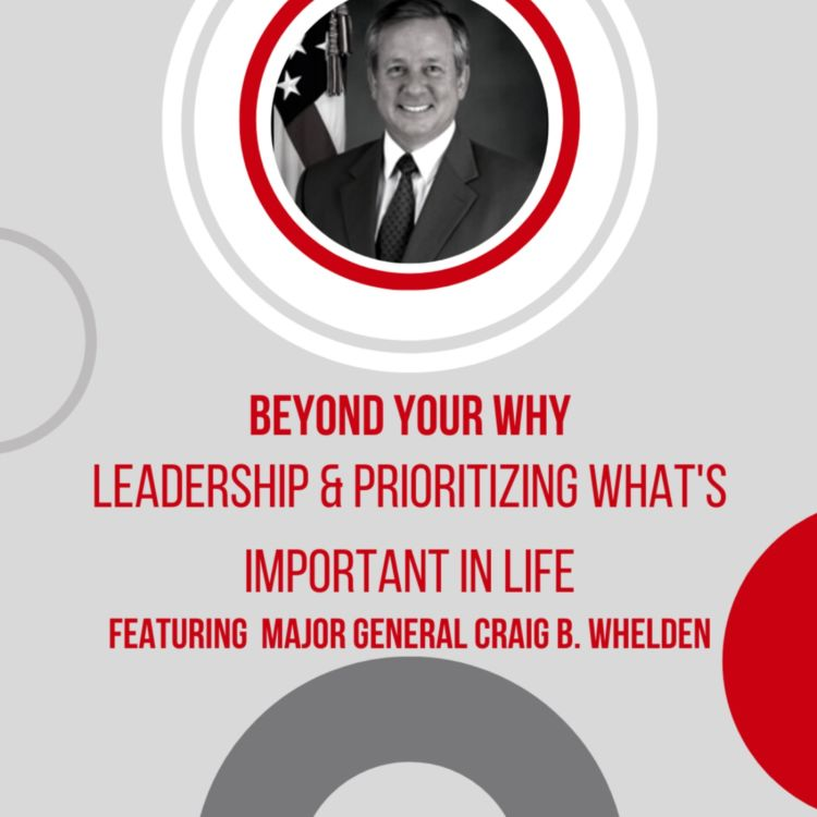 cover art for Leadership and Prioritizing What's Important In Life