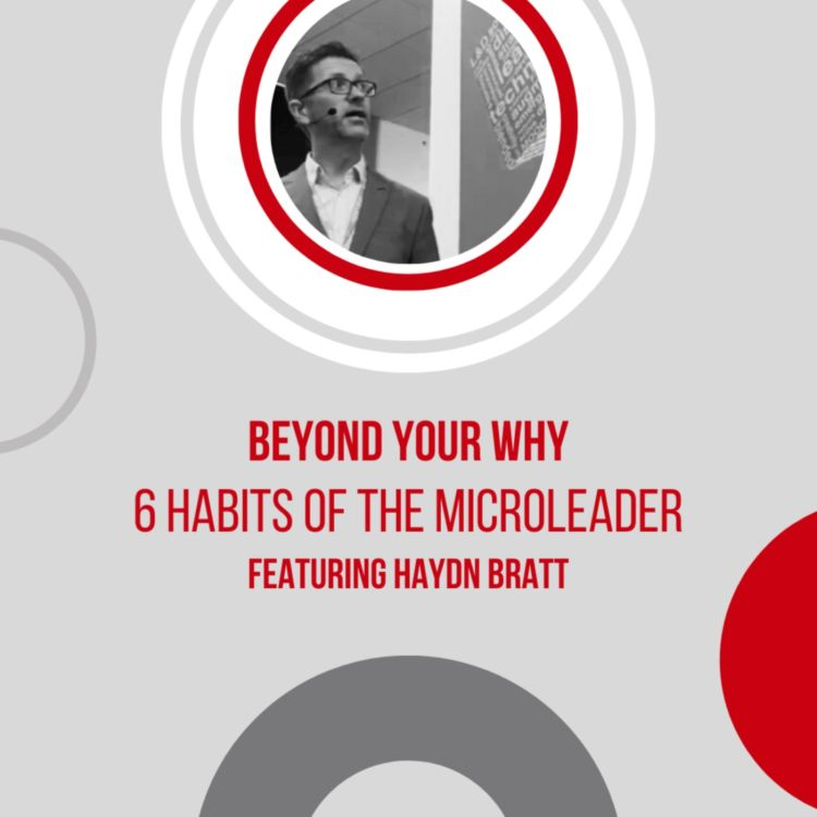 cover art for 6 Habits of The Micro-Leader