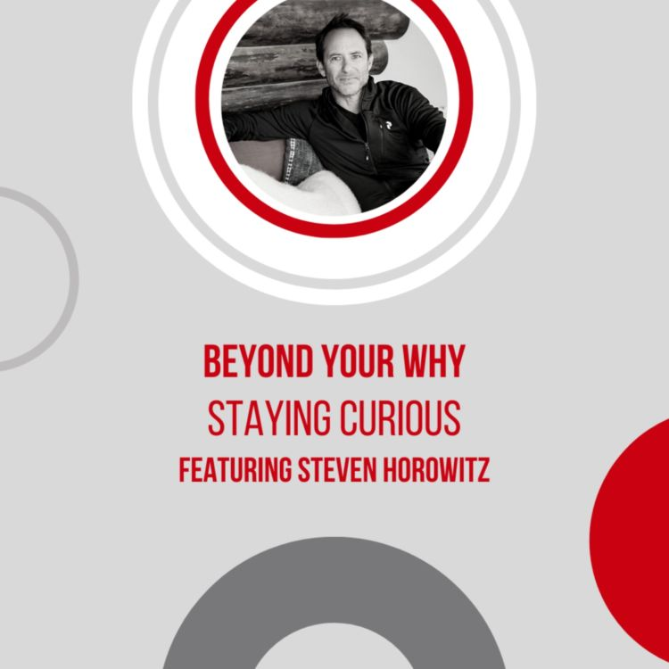 cover art for Staying Curious