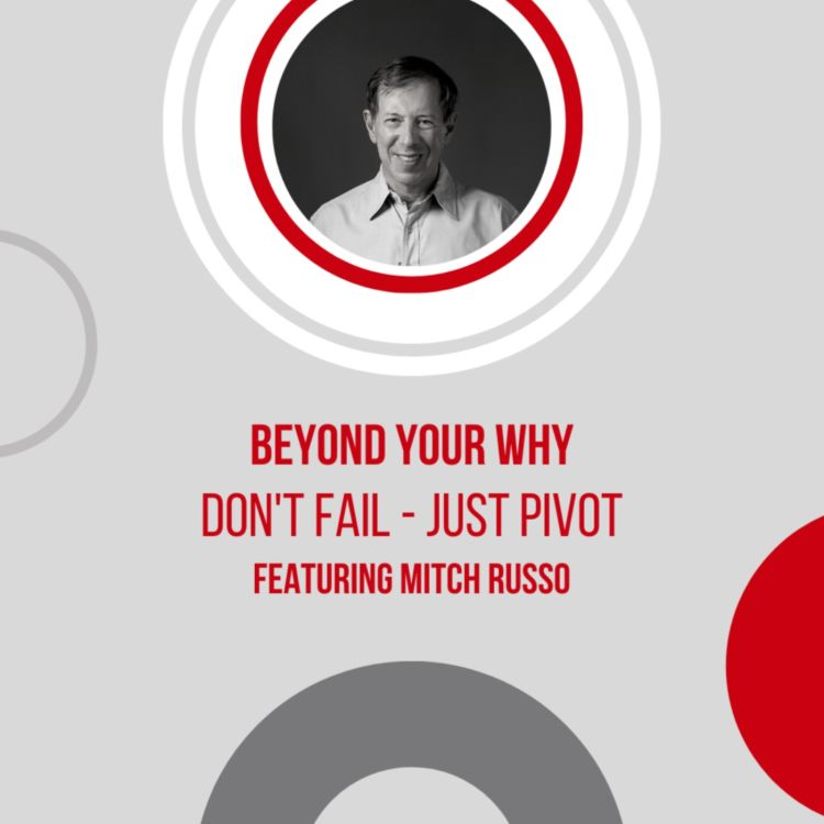 cover art for Don't Fail - Just Pivot