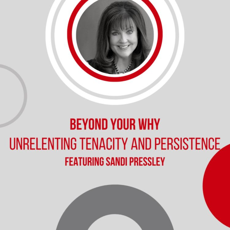 cover art for Unrelenting Tenacity and Persistence