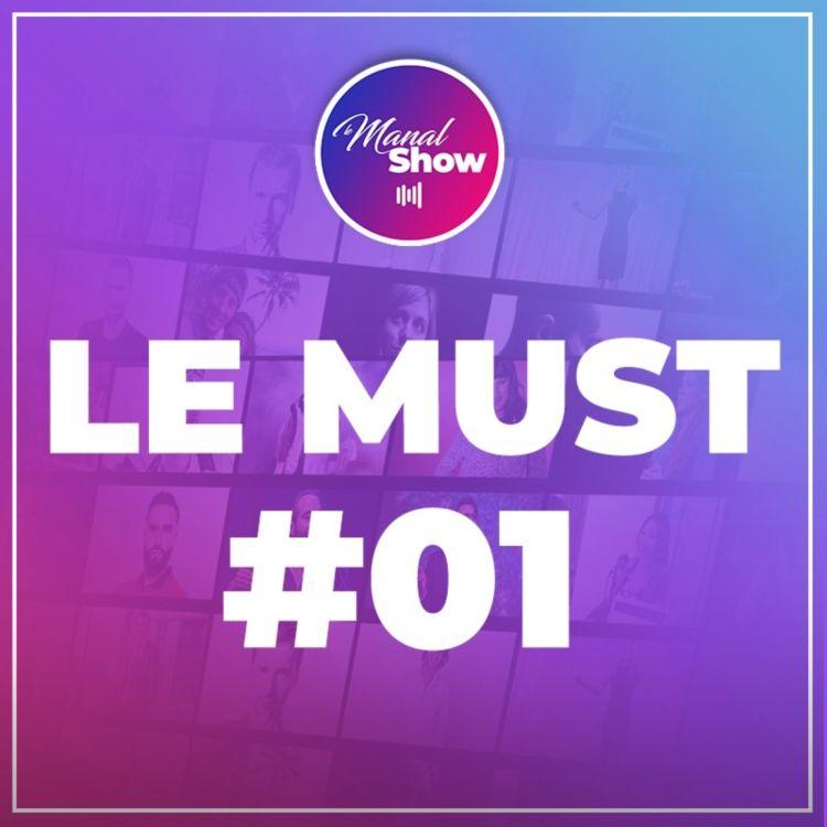 cover art for LE MUST #01 - PRENDRE DU PLAISIR DANS LA DIFFICULTÉ / MOURAD MERZOUKI