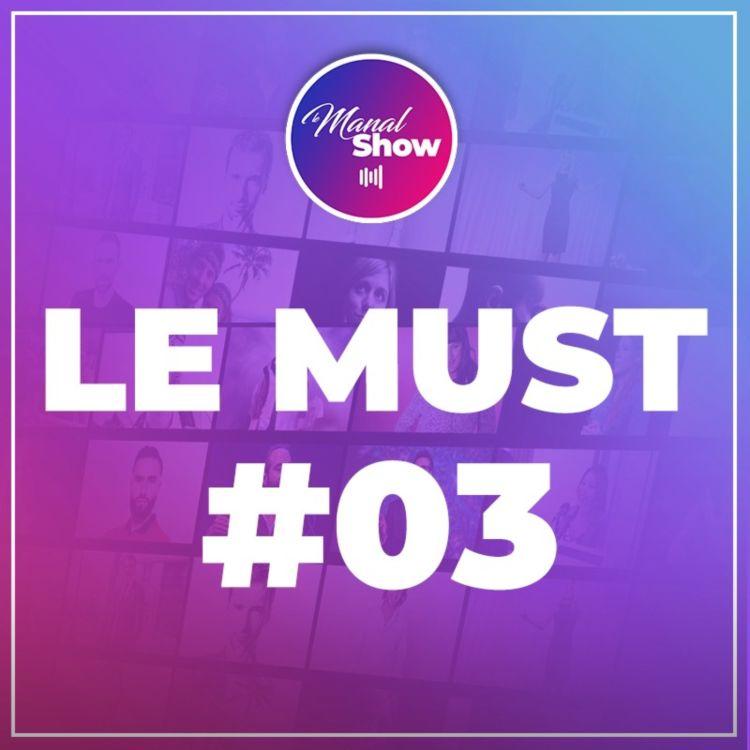 cover art for LE MUST #03 - NOUS AVONS TOUS UNE PART D'OMBRE / ROBERT GREENE