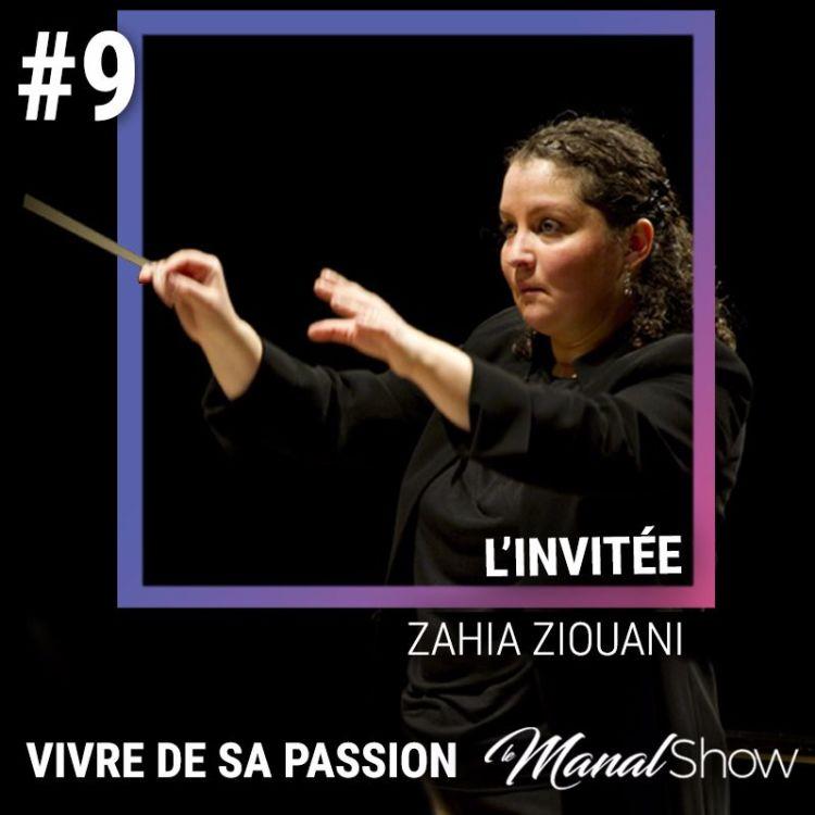 cover art for #09 ZAHIA ZIOUANI - RIEN DE GRAND NE S'EST ACCOMPLI DANS LE MONDE SANS PASSION