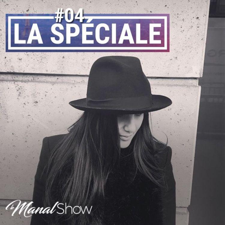 cover art for LA SPÉCIALE #04 - CE DONT JE SUIS CERTAINE